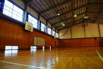 小学校の避難所